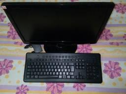Vendo manitor 19 polegadas e teclados da positivo original $100 reais
