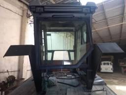 Cabine Agroleite para Massey Ferguson com ar condicionado novissima