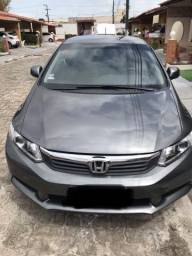 Vendo Honda Civic 14/14 completo - 2014