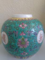Lindíssima peça chinesa. para quem tem bom gosto
