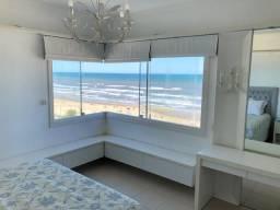 Lindo apartamento, Beira Mar, vista excepcional do mar em Capão da Canoa