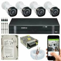 Cameras de seguranca CFTV