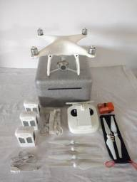 Drone Phantom 4 Com 3 Baterias