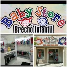 Baby Store brecho infantil