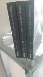 Trilogia cinquenta tons