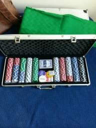 Poker 500 fichas casino