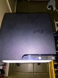 320GB, 1 controle, 1 jogo