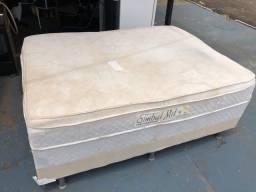 Cama Box de casal molas ( entrega grátis )