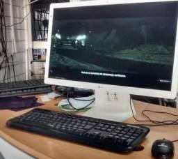 All-In-One Lg Intel 4gb 500gb HD