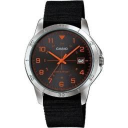c15e7c392cd Relógio Masculino Analógico Casio Preto Mtp-v008b-1budf