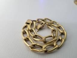 Pulseira de ouro 8 grama