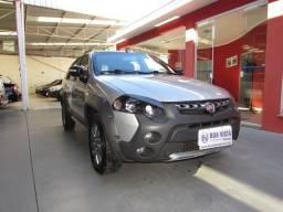 Fiat Palio adventure 1.8 prata
