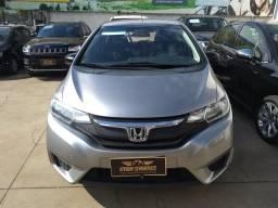 HONDA FIT 2014/2015 1.5 DX 16V FLEX 4P AUTOMÁTICO - 2015