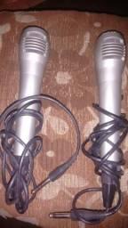 Microfone Britania ( 2 un.)