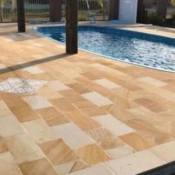 Promoção: Piso piscina X Arenito X caxambu = Arenito Taquara Verão 2020 Direto da Fábrica