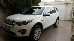 Land rover discovery sport hse - 2017