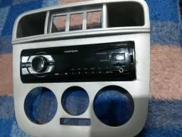 Rádio e Painel central gol G4