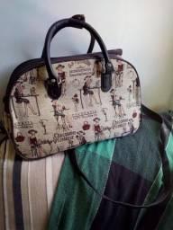 Bolsa perfeita para viagem