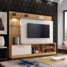 Home Florida para TV até 65' com suporte de TV incluso - Entrega Grátis p Fortaleza