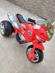 Moto Elétrica Bandeirantes Super GT 12 Volts
