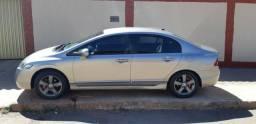 Honda civic lxs flex muito novo 2008 - 2008
