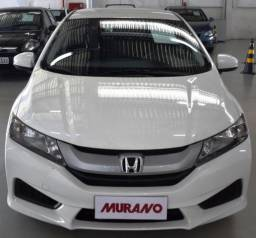 HONDA CITY 1.5 DX 16V FLEX 4P MANUAL. - 2016