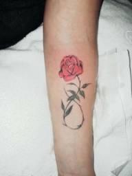 Promoção tattoo 100