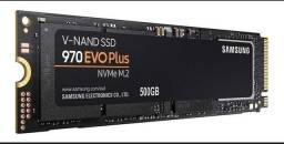 HD SSD M2 Samsung 970 EVO Plus MZ-V7S500 500GB