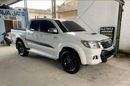 Hilux Limited Edition SRV - 2015