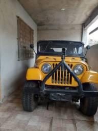 Jeep -Ford Willis ano 1958 Aceito troca