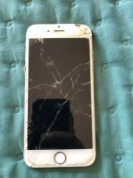 IPhone 6- QUEBRADO