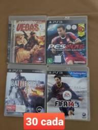 Jogos Play 3 PS3 Canela RS