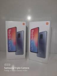 Redmi Note 9s 128/6GB lacrado parcelo em 12x cartão