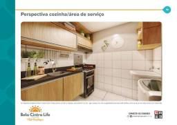 Condominio bela cintra life, apartamentos com 2 qau