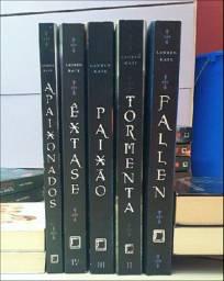 Saga de livros: Fallen
