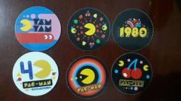 Tazos Elma Chips - Pac-Man