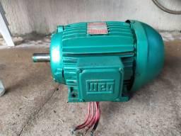 Motor elétrico Weg 4 cv trifásico