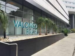Locação de sala comercial de 42 m2 em Santos