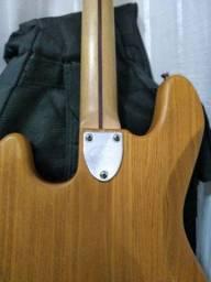 SX Jazz Bass com captação Fender