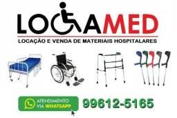 Locamed - locação e venda de materiais hospitalares em geral