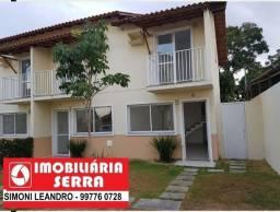 SCL - 122 - Casa Duplex 2Qtos à venda Condominio Fechado - Jacaraípe