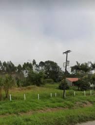 Terreno BR 101 em Araquari