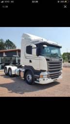 Vendo SCANIA R440 250.000