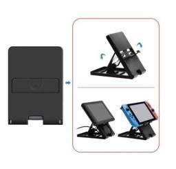 Suporte ajustável para Nintendo Switch, celular ou tablet