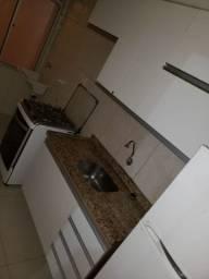 Alugo apartamento mobiliado 2/4 bairro Fraga Maia