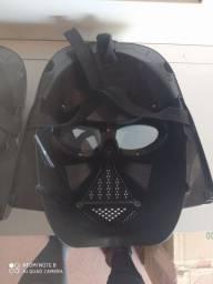 Máscaras eletrônica do Darth vader