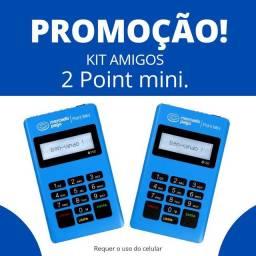 Maquininha de Cartão Promoção (Frete Grátis para todo o Brasil)