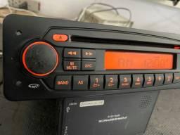 Cd radio original fiat das antigas garantia instalado na hora em seu carro