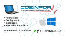 Tecnico de informática a domicilio em Guarulhos