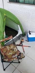 Vendo todo meu equipamento para camping